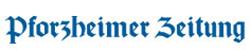 Pforzheimer Zeitung Logo - Reisekombi SüdWest