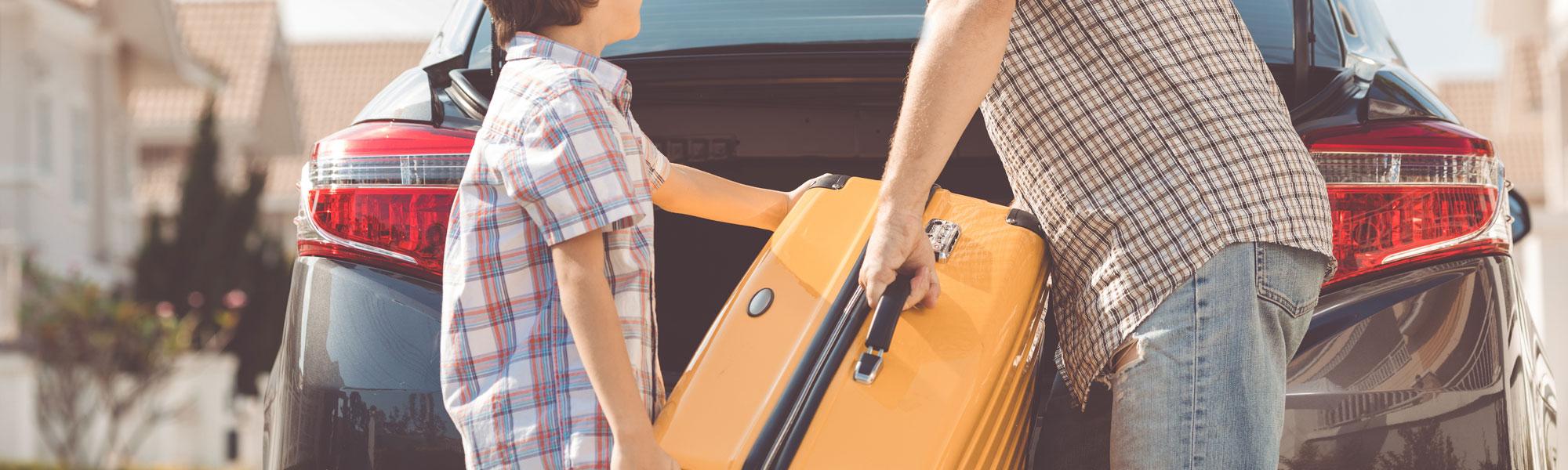 Autoreise - Reisekombi